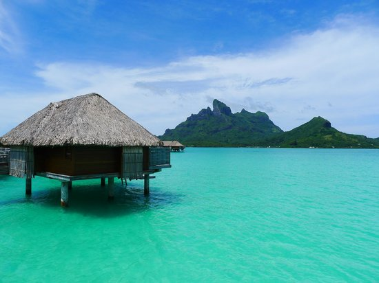 Four Seasons Resort Bora Bora:                   Awesome