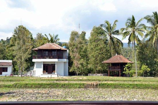 Atres Villa Homestay:                   Bungalows