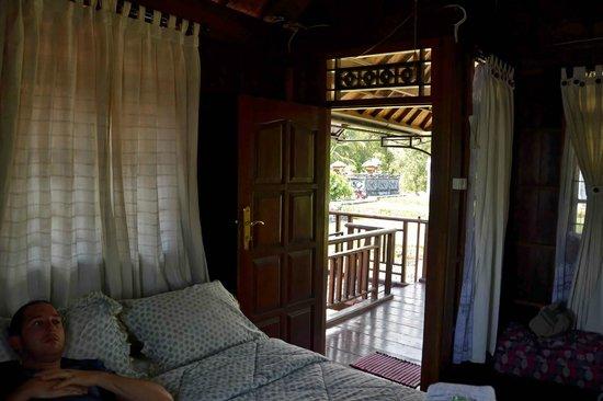 Atres Villa Homestay:                   Chambre