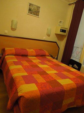Hotel Audran:                   la nostra camera...