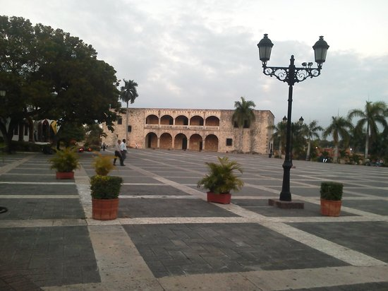Hodelpa Nicolas de Ovando:                   Nearby attraction...
