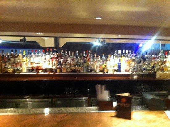All Star Lanes (Brick Lane) :                                     Good spirit selection, average and weak drinks