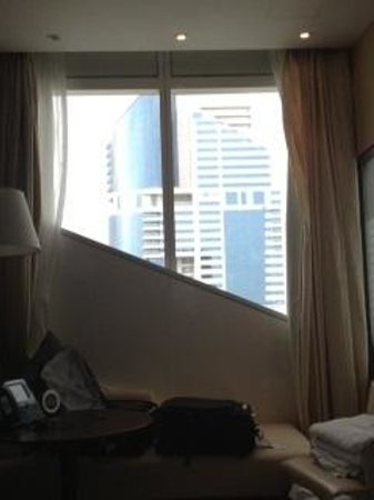Nassima Royal Hotel:                                                       view of the room