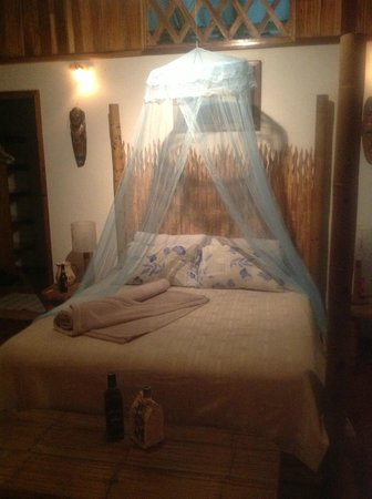 Coral Hill Bungalows:                                     Beautiful Bedroom Inside