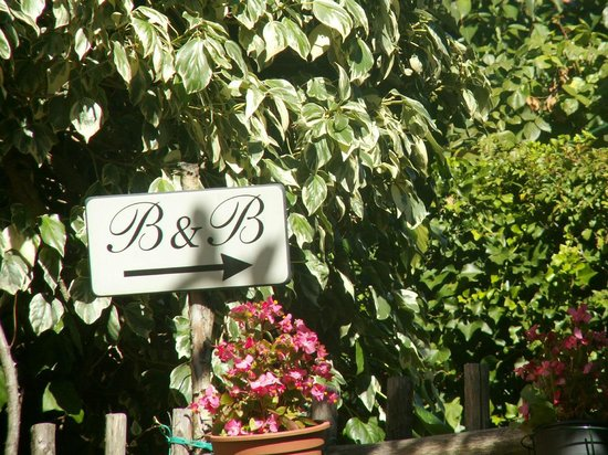 Here you are! Villa Nobili B&B