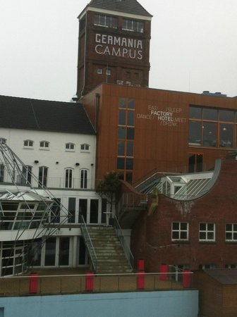 Factory Hotel:                   Hotel
