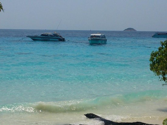 Similan Islands National Park:                   Similan