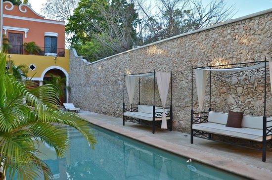 Hotel Hacienda VIP:                   Piscine