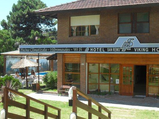 San Remo Viking Hotel:                   un paraiso en Pinamar