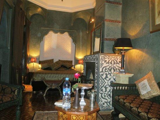 Riad Ilayka:                   Room at Riad ILayka                 