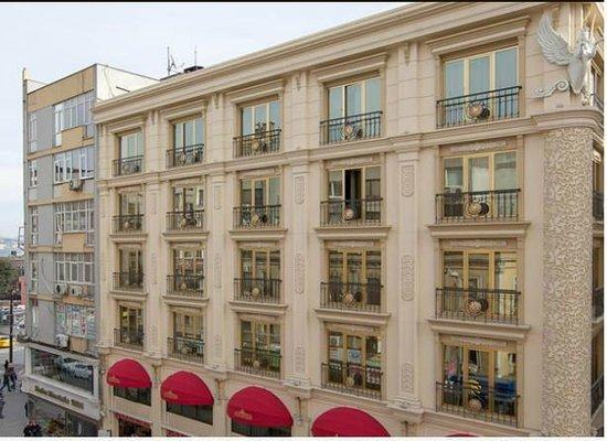 Eurostars Hotel Old City :                   The Hotel