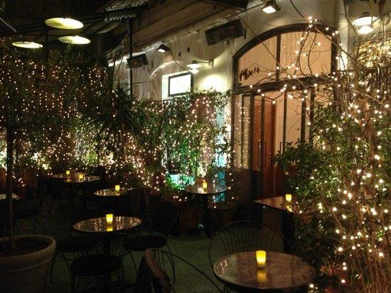 Ouside picture of 10 corso como cafe milan tripadvisor for Garden designer milano