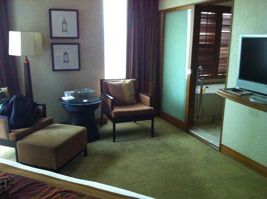 โรงแรมคอนราด กรุงเทพ:                   habitación