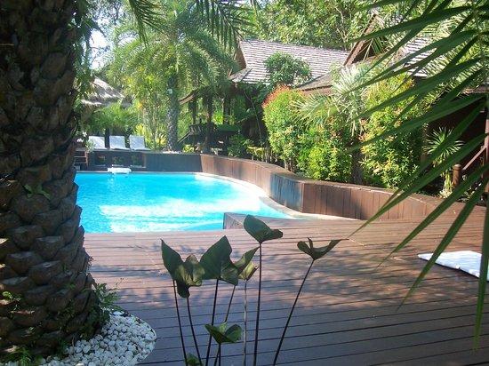 Baan Habeebee Resort:                   The pool