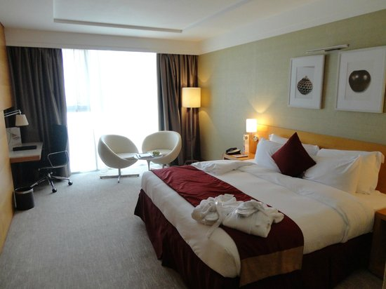 Talatona Convention Hotel: Standard room