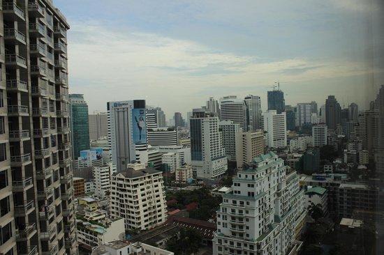 Conrad Bangkok Hotel:                   vistas