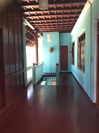 Serenity at Kanam Estate:                   pretty colours