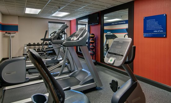 Hampton Inn Newport News-Yorktown: Fitness Center