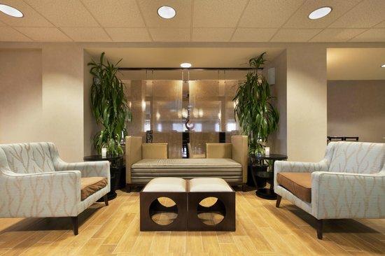 Hampton Inn Orlando International Drive/Convention Center: Lobby Seating