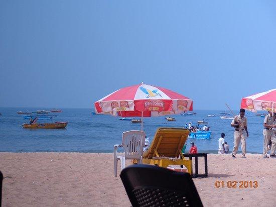 Baga Beach :                   Calangute