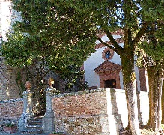 Dievole: Chapelle privée