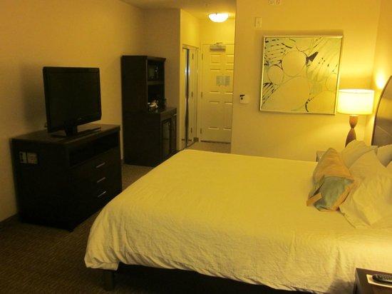 هيلتون جاردن إن سان برناردينو:                   Room view 2                 
