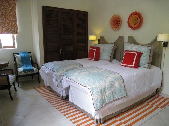 Belmond La Samanna:                   final guest room