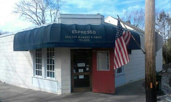 Espresso on Division St