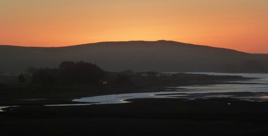 Bodega Bay Lodge:                   Sunset