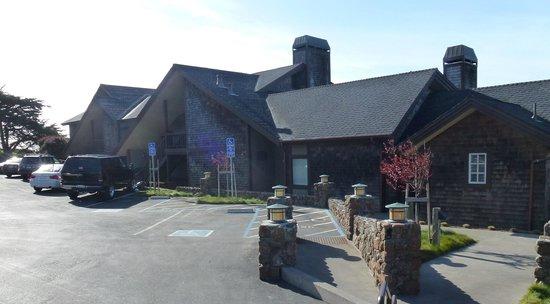 Bodega Bay Lodge:                   Lodge