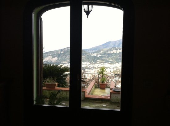 Villa Monica B&B:                   View