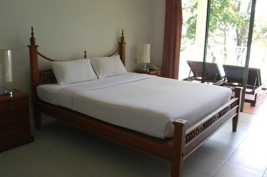 Bay View Resort:                   Кровать в гранд де люкс