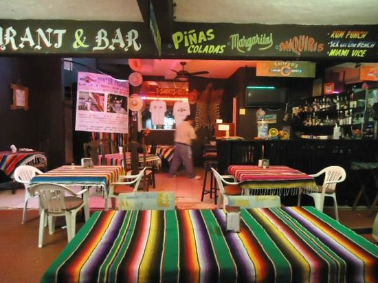 Calypso´s Comida Mexicana y Mariscos:                   It's not a fancy place, but good is great with great value.