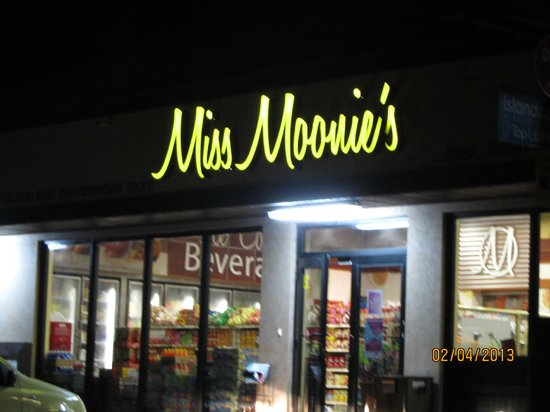 Miss Moonies:                   Don't miss this place