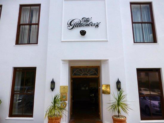 The Plettenberg Hotel:                   Hotel