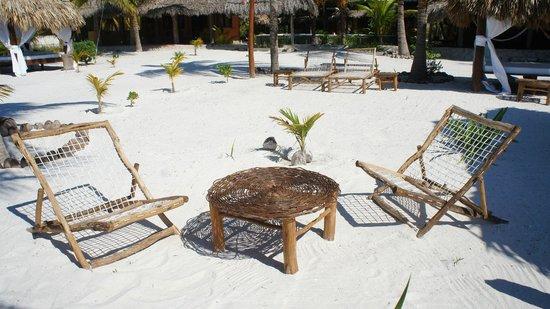 Hotel Maya Inn:                   playa