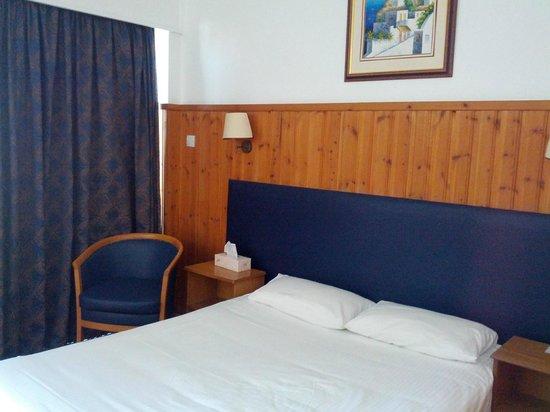 Asty Hotel:                   Δίκλινο απλό