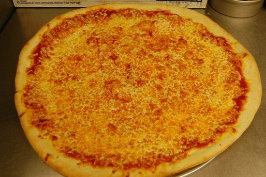 Russo's Pizza & Wings: NY Style Cheese Pizza
