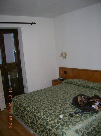 Hotel Denny:                   La camera