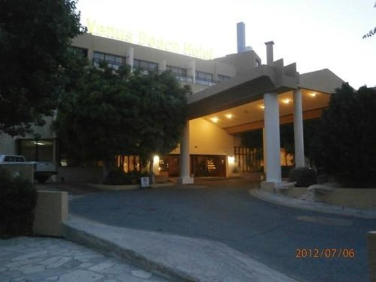 Venus Beach Hotel:                   Hotellet