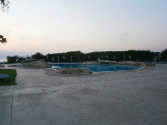 Venus Beach Hotel:                   Poolen