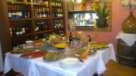 Mestrino, Italia: un assaggio della nostra cucina
