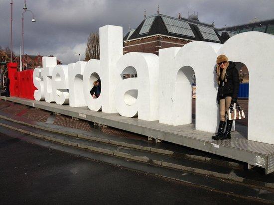 Parkview Hotel:                   I Amsterdam