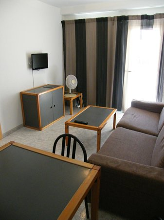 Hotel  Dunas Club:                   pokój