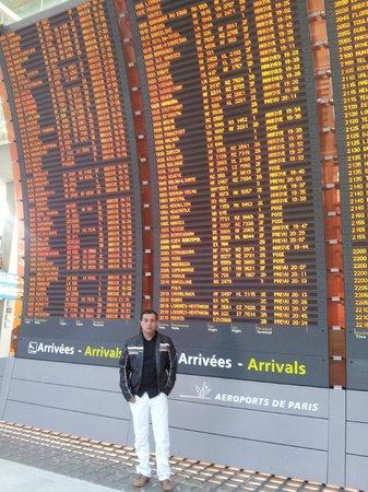 Estaci n francia photo de gare du nord paris tripadvisor for Agence avis gare du nord