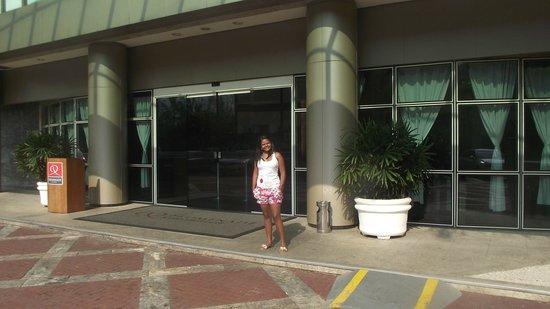 Promenade Barra First:                   minha esposa aparecida