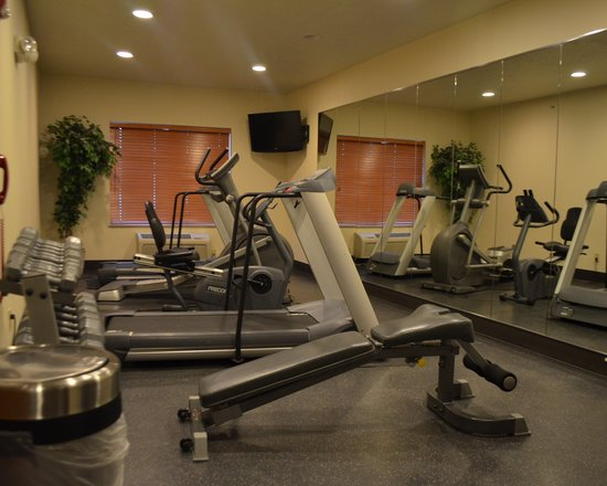 Holiday Inn Express & Suites Omaha West: Fitness Center