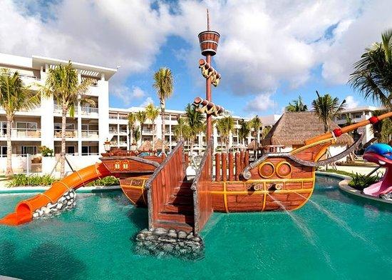 Paradisus Playa Del Carmen La Esmeralda:                   pool