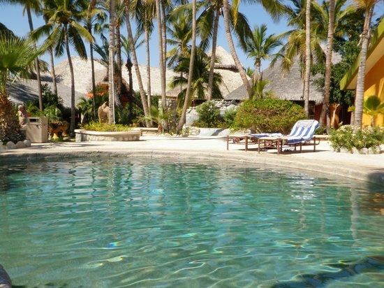 Hotel Palmas de Cortez:                   Pool