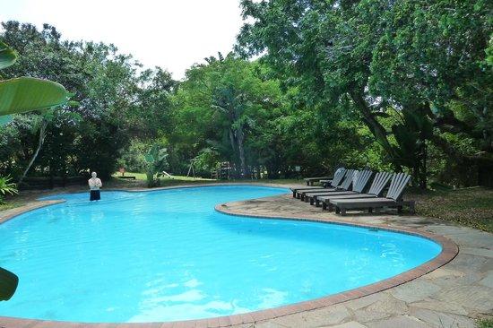 Sodwana Bay Lodge swimming pool